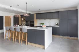 white gloss kitchen doors integrated handle 5 things about true handleless kitchens other designers