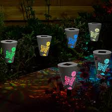 Solar Powered Outdoor Fairy Lights by Solar Fairy Lights For The Garden Ideas For The House