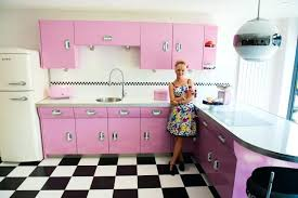 pink retro kitchen collection pink retro kitchen kitchen replacement parts medium size of