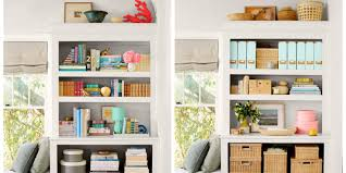 6 organization ideas for your bookshelves organizing your home