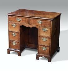 bureau ebay bureau desk uk antique kneehole desk bureau desk uk ebay josytal