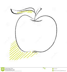 simple apple drawing how to draw easy kawaii drawings how to draw