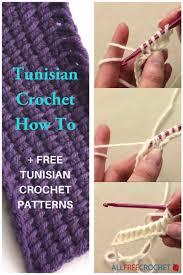 pattern of crochet stitches tunisian crochet how to 38 tunisian crochet patterns