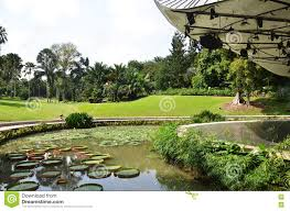 Botanical Gardens In Singapore by The Shaw Foundation Symphony Stage In Singapore Botanic Gardens