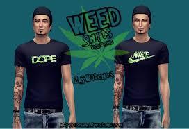 weed shirts at lisa sims sims 4 updates