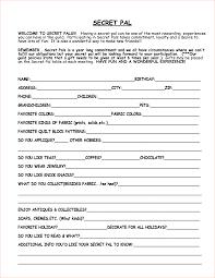 top secret report template 5 secret santa questionnaire templatereport template document