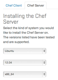 how to install a chef server workstation and client on ubuntu