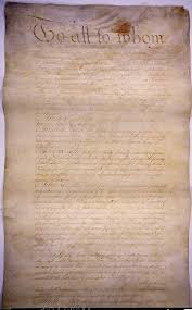 the articles of confederation and the constitution answer to a