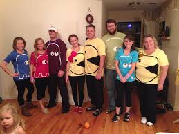 diy pacman costume diy pacman family costume pinterest