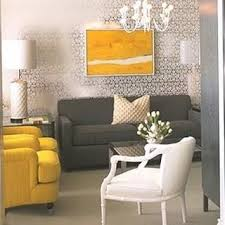 Gray And Yellow Living Room by Yellow And Silver Living Room Designs Home Interior Living Room