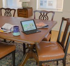 Custom Dining Room Tables - table pads for dining room tables toronto uk pad round quilted