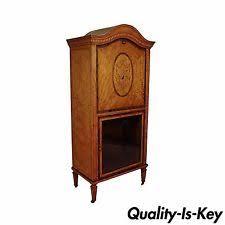 Etagere Antique Glass France Antique Cabinets U0026 Cupboards Ebay