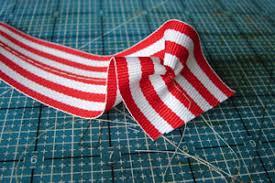ruffled ribbon ruffled ribbon tutorial splitcoaststers