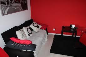 chambre gris et rouge chambre ado bleu et rouge chambre fille seourpicz