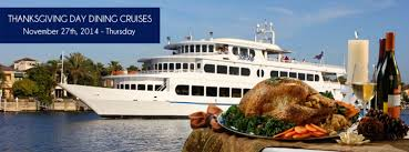 thanksgiving dining cruises aboard yacht starship ta fl nov