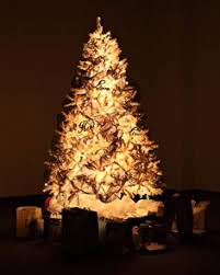 Christmas Tree Centerpieces Wedding by December Wedding Decor I Think So Someday