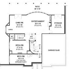villa royale luxury home plans tuscan house plans
