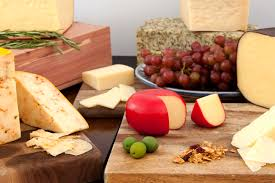 cheese gift box european style cheese collection gift box 5 cheeses kenny s