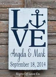 nautical wedding sayings wedding signs wedding decor nautical gift sailing boat