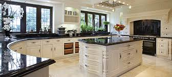 Kitchen Designers Uk Classical Kitchen With Modern Design Integrated In A Georgian