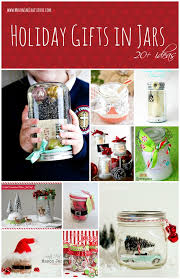 gift ideas in jars jar crafts