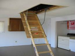 folding stairs pull down attic folding stairs designs ideas