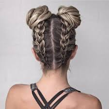 plait at back of head hairstyle 24 quick and easy back to school hairstyles for teens school