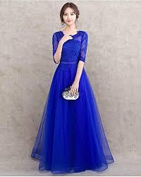 royal blue bridesmaid dresses sleeve royal blue bridesmaid dress floor length plus size 2017