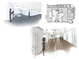 plan des bureaux space planning bureaux idf aménagament bureaux open space ile de