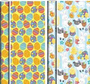 easter wrapping paper easter gift wrapping paper