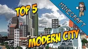 Modern City Minecraft Top 5 Modern City 1 Youtube