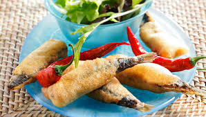 cuisiner des filets de sardines fraiches recette filets et sardines entières façon tempura facile pour 6