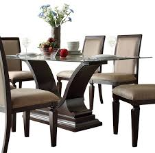 rectangle glass kitchen table great traditional glass dining tables with best 25 glass dining