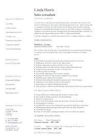 sales consultant sample resume pre sales consultant resume