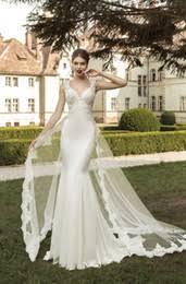 discount cowl neck wedding dress open back 2017 wedding dress
