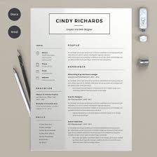 indesign resume template the best cv resume templates 50 exles design shack indesign