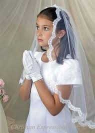 1st communion veils communion ideas on communion dresses