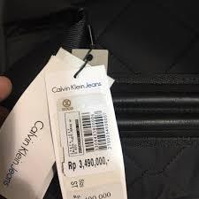 Dompet Calvin Klein Original tas calvin klein original news preloved fesyen pria tas dompet