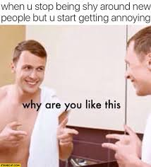 Social Anxiety Meme - 10 memes that are way too real for people with social anxiety popbuzz