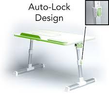 bureau pour ordinateur portable takit bt6 table de lit réglable pour ordinateur portable pupitre