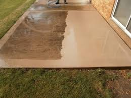 Exposed Aggregate Patio Pictures by Concrete Driveways U0026 Patios Cleaning U0026 Sealing Pws