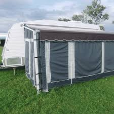 Rollout Awnings Coast Awning Wall Kits