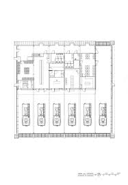 Fire Department Floor Plans Gallery Of Fire Station In Houten Samyn And Partners 18
