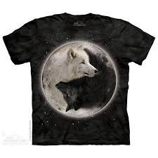 yin yang wolves wolf gifts fairyglen com