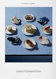 gourmand magazine cuisine window dressing associates