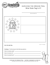 State Flag Georgia Geography Printable Worksheets Archives Page 2 Of 3 Surviving