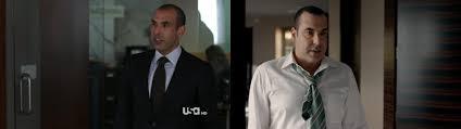 season 1 louis vs season 3 louis suits