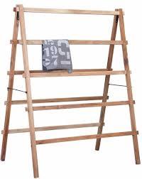 handig dit houten wasrek droogrek van hk living het wasrek is