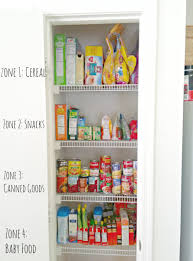 quick and easy pantry organization a mom u0027s take