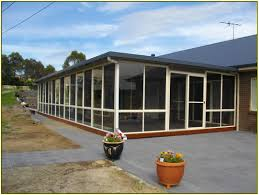 Outdoor Enclosed Rooms - enclosed patio cost home outdoor decoration